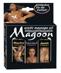 Magoon Massage pakke