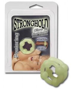 Stronghold Glow in dark Penisring