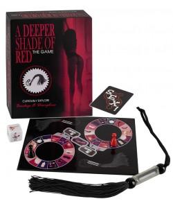 A deeper Shade of Red - Erotisk Spil