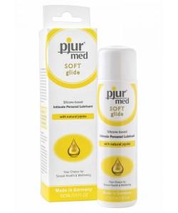Pjur Soft Glide Silikone Glidecreme