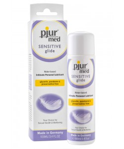 Pjur Sensitive Glide Glidecreme