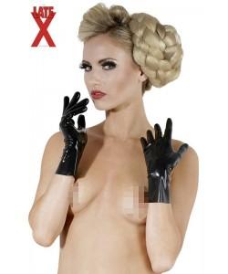 Korte Latex Handsker