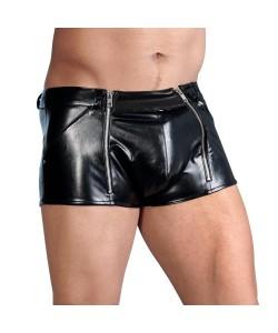 Læderlook Boxershorts