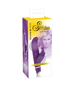 Sweet Smile Bufferfly Vibrator