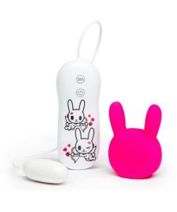 Klitoris Stimulator Honey Bunny Petal Vibe Vibrator