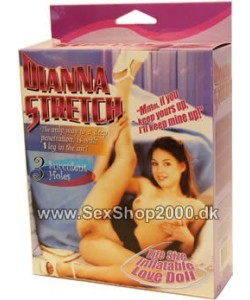 Dianna Stretch Lovedoll
