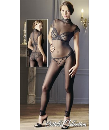 Sylvie Overall Catsuit