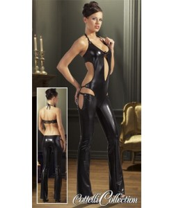 Tyra Sexy overall jumpsuit